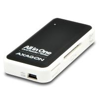 AXAGO externí mini čtečka 5-slot ALL-IN-ONE