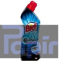 Bref 6x Effect power wc čistič 750ml
