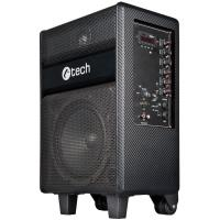 C-Tech repro Impressio Party, all-in-one, 35W, černé