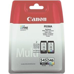 Canon BJ CARTRIDGE PG-545 / CL-546  - multipack