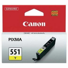Canon CLI-551Y - yellow