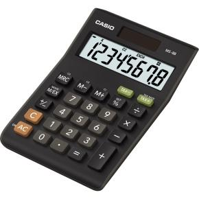 Casio MS 8 B S (TAX+EXCHANGE)