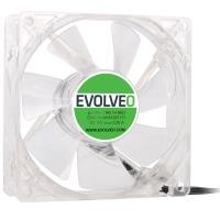 Evolveo FAN 14 RED ventilátor 140mm