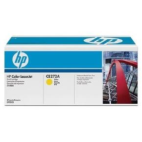 HP Toner Cart Yellow pro CLJ CP5525, CE272A