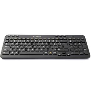 Logitech Wireless Keyboard K360 Czech
