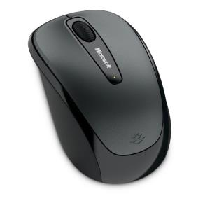 Microsoft Wrlss Mobile Mouse 3500 Black