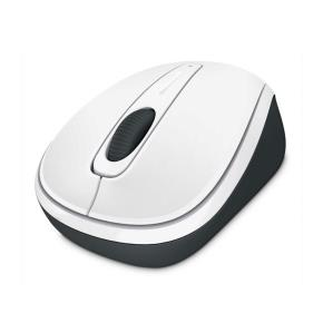 Microsoft Wrlss Mobile Mouse 3500 White Gloss
