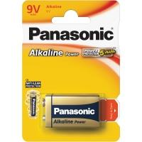 Panasonic 6LR61 1BP 9V Alk Power alk