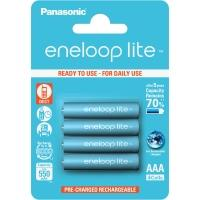 PANASONIC HR03 AAA BK-4LCCE/4BE LITE