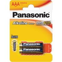 Panasonic LR03 2BP AAA Alk Power alk