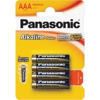 Panasonic LR03 4BP AAA Alk Power alk