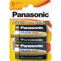 Panasonic LR20 2BP D Alk Power alk