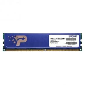 PATRIOT 2GB DDR2 (800Mhz) CL6