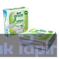 Real Green Clean tablety do myčky / 40ks