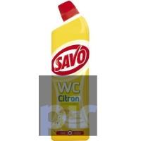 Savo WC gel 750ml