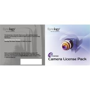 Synology Camera License Pack x 4pack