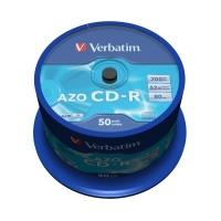 Verbatim CD-R 700MB 52x, 50ks